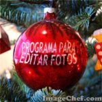 Adornos para navidad en Imagechef.com