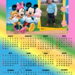 Foto calendario 2012