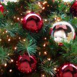 Fotomontaje de navidad en photofunia.com