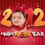 Hacer fotomontaje gratis del año 2012