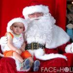 Montaje con Papá Noel o Santa Claus para tu niño