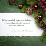 Crea tu tarjeta de navidad