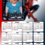 Pon tu foto en el calendario 2012 junto al hombre araña