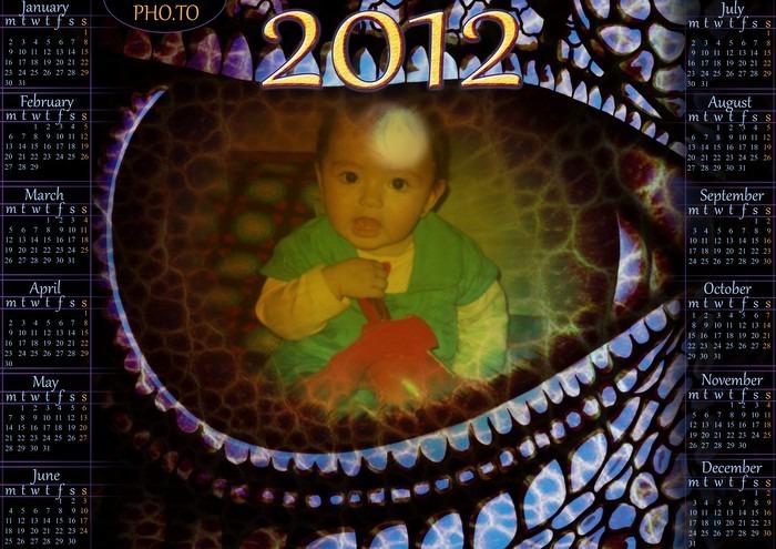 calendario dragon