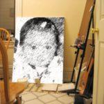 Foto efecto con tu retrato dibujado