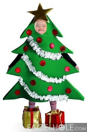 fotomontaje-árbol de navidad