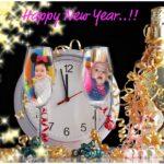Realizar fotomontajes de año nuevo en photomontager.com