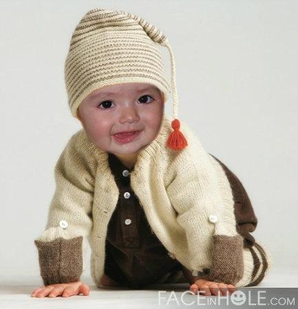 fotomontaje gratis niña