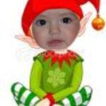 Fotomontajes navideños online