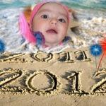 Fotomontaje gratis online de año nuevo