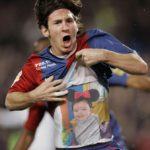 Hacer un fotomontaje con Lionel Messi