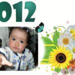 Para pasar un feliz año nuevo, crear una foto feliz