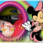 Marco para fotos con Minie Mouse