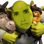 Crea tu fotomontaje con el ogro Sherk