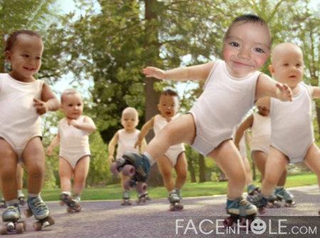 Danza de bebes