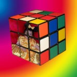 Hacer fotomontaje en un cubo mágico