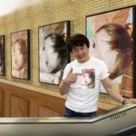 Crea tu sección fotos con Jackie Chan