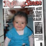 Sube tu foto en la portada de la revista Rolling Stone