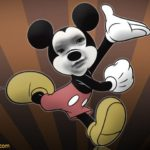 Fotomontaje infantil gratis con Mickey Mouse