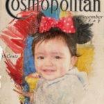 Hacer un fotomontaje en la revista Cosmopolitan