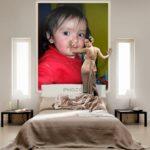 Hacer fotomontaje con Angelina Jolie