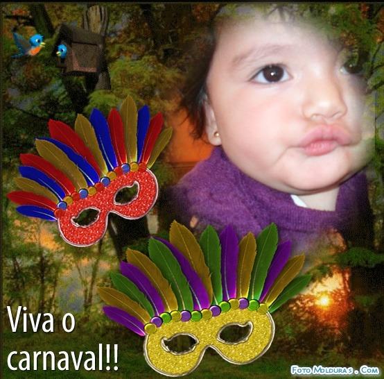 montaje para carnaval