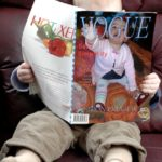 ¿Quieres salir en una revista famosa?