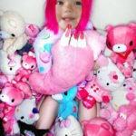 Fotomontaje infantil gratis en el rostro de una niña