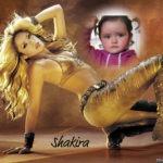 Hacer fotomontaje gratis con Shakira