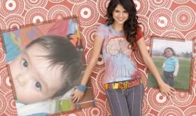 collage Selena