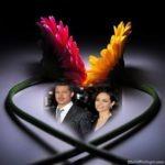 Te presentamos un bello fotomontaje del 14 de febrero el día de San Valentín