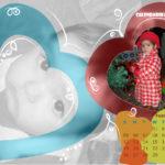 Crea tu calendario con dos fotos preferidas