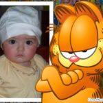 Fotomontaje divertido gratis con Garfield