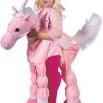"Fotomontaje infantil ""disfraz unicornio"""