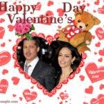 Hacer fotomontaje por el día de San Valentín