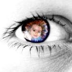 Hacer un fotomontaje gratis en la pupila de un ojo