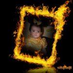 Agrega efecto de fuego a tus fotos