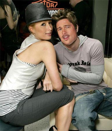 Fotomontaje con famosos Paris Hilton