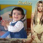 Fotomontaje gratis online con Shakira