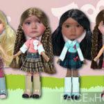 Hacer fotomontaje gratis con 4 muñecas