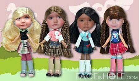 Hacer fotomontaje gratis con muñecas