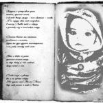 Hacer fotomontaje gratis en la pagina de un libro viejo