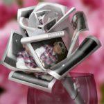 Realiza un fotomontaje online en una rosa de papel