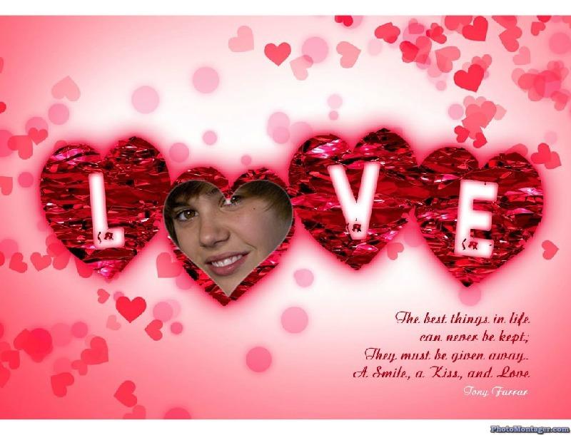 Fotomotajes de amor gratis