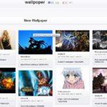 Descarga los mejores fondos de pantalla en Wallpoper
