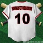 Personaliza camisetas de Béisbol