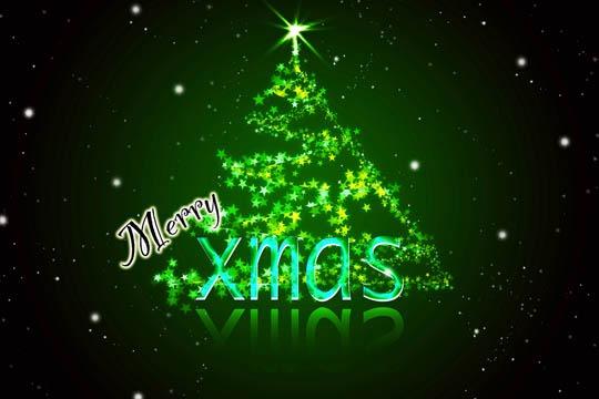 Fondos frescos hermosos de Navidad para decorar tu escritorio-01