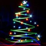 25 imágenes maravillosas de pintura de navidad