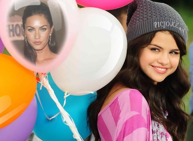 Crear fotomontaje gratis con Selena Gomez