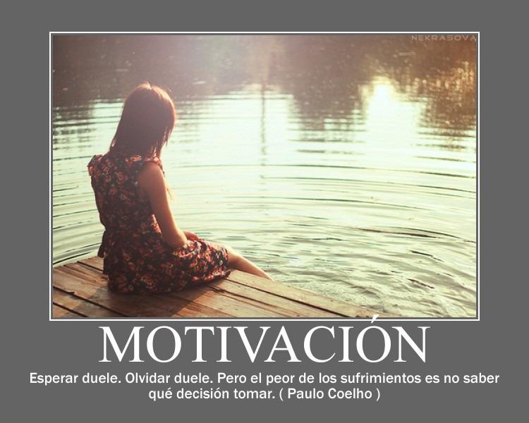 Motivación de Paulo Coelho